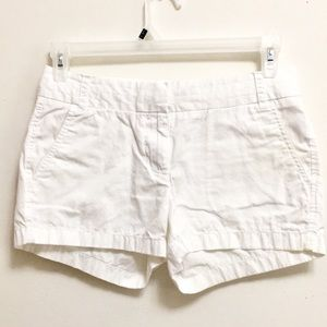 J. Crew Broken-in White Chino Size (2)